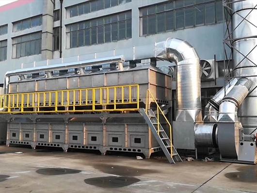 废气催化燃烧设备